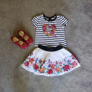 Betsey johnson Set *shoes are not included *